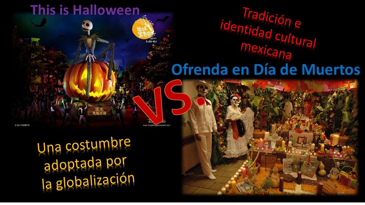 día de muertos contra halloween ¿tú qué celebras? | los cavernarios